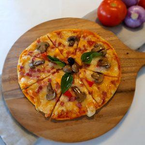 Kids Pizza – Jambon et Champignons